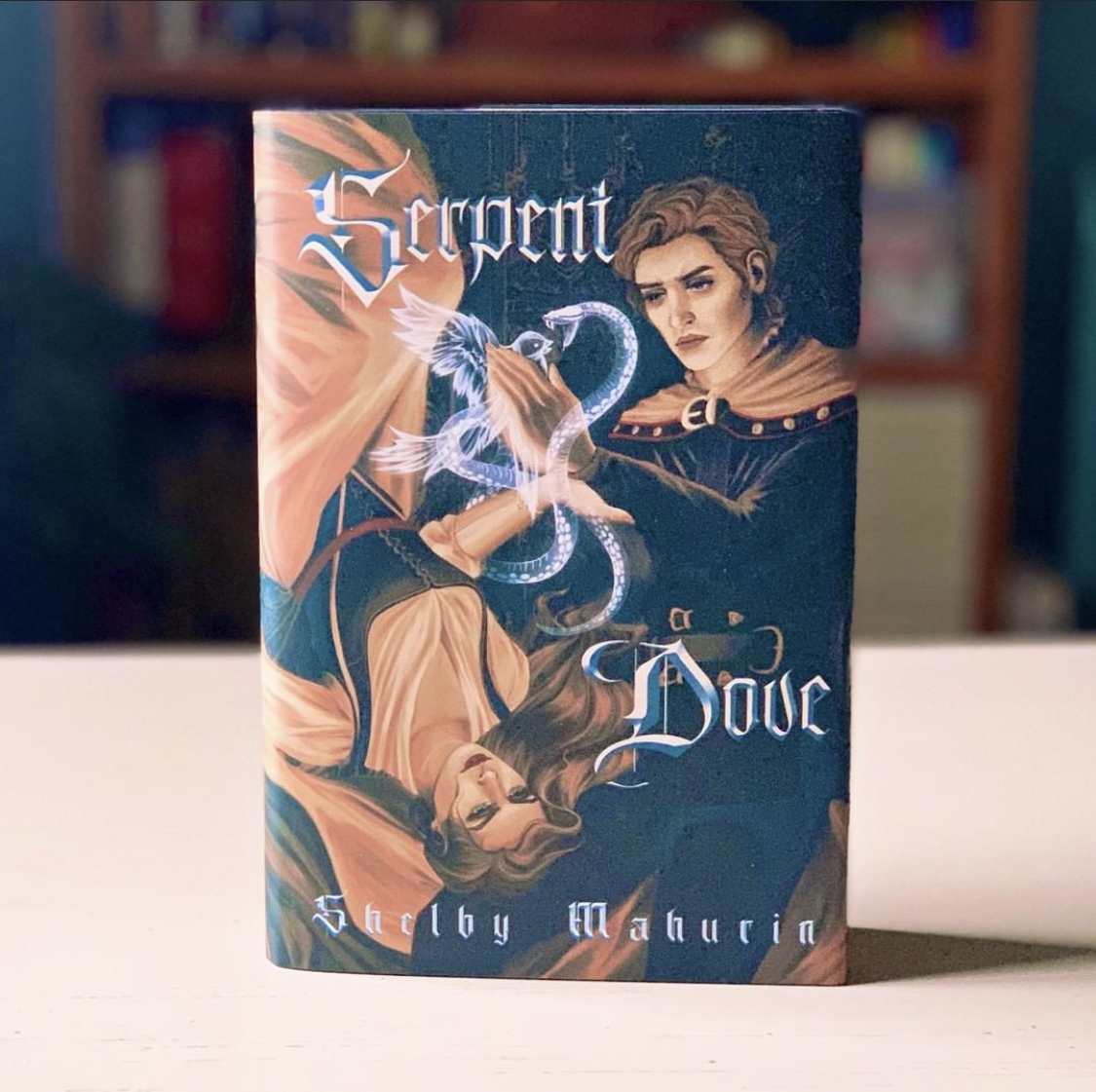 serpent and dove cover